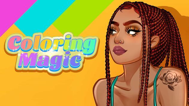 Coloring Magic screenshot 22