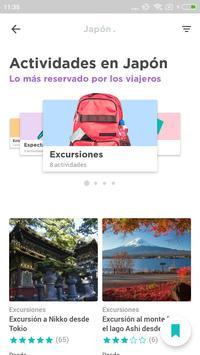 Japón Guía turística en español y mapa 스크린샷 1