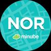Noruega Guía turística en español y mapa biểu tượng