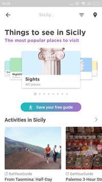 Sicilia screenshot 1