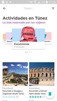 Túnez guía turística en español y mapa 🐫 screenshot 1
