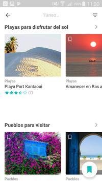 Túnez guía turística en español y mapa 🐫 screenshot 2