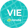 ikon Viena guía turística en español con mapa 🎻