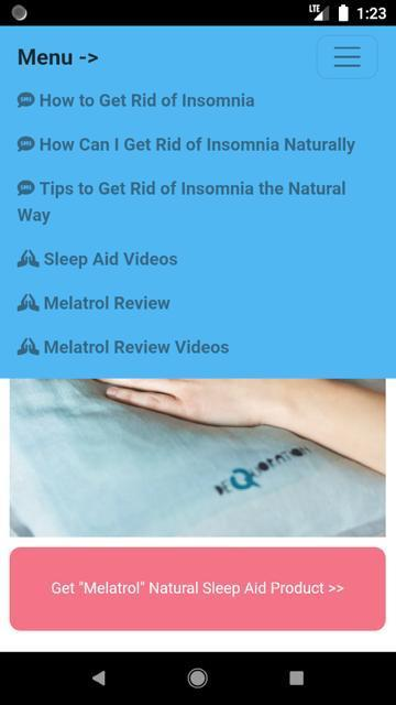 Sleep Aid App Free Insomnia Cure App For Android Apk Download