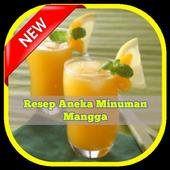Resep Aneka Minuman Mangga icon