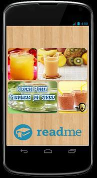 Kreasi Resep Minuman Jus Segar poster
