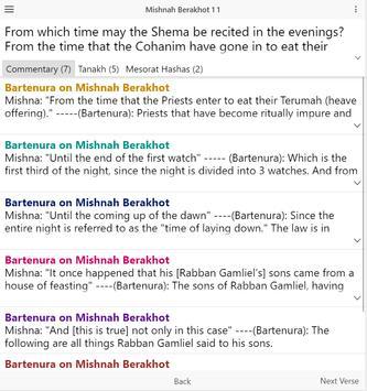 Mishnah screenshot 9