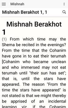 Mishnah poster