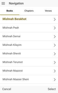 Mishnah screenshot 1