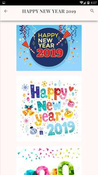 Create New Year Wish screenshot 1