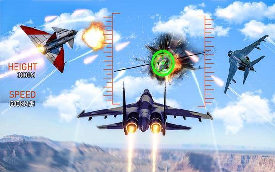 Modern Jet War Fighter screenshot 3