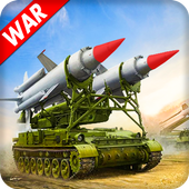 Missile Attack & Ultimate War – Mission Games icon