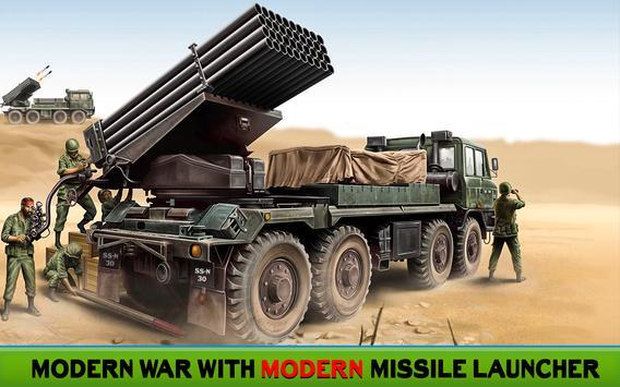 Missile Attack & Ultimate War – Mission Games screenshot 1