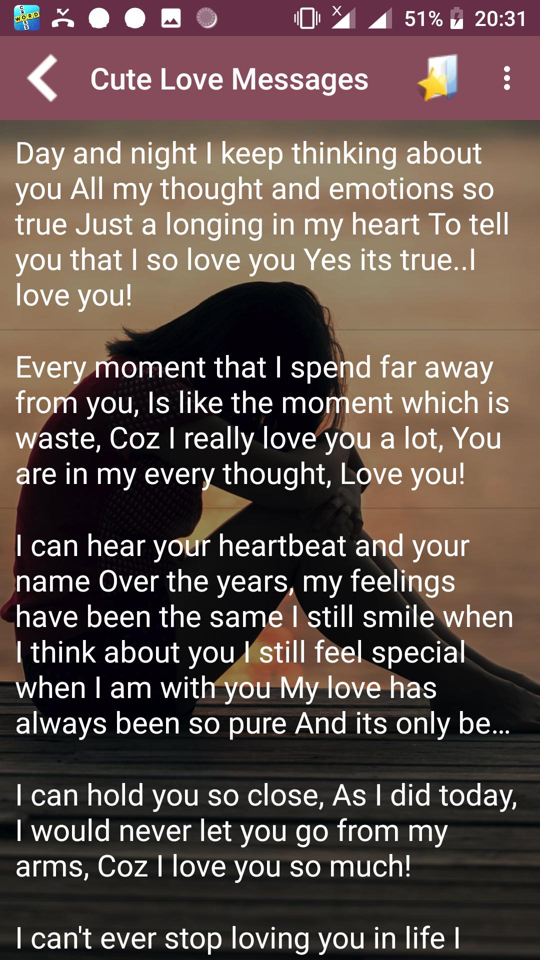 Missing you message to my love  best 90 ways to say missing