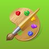 Kids Painting-icoon