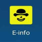 E-info icon