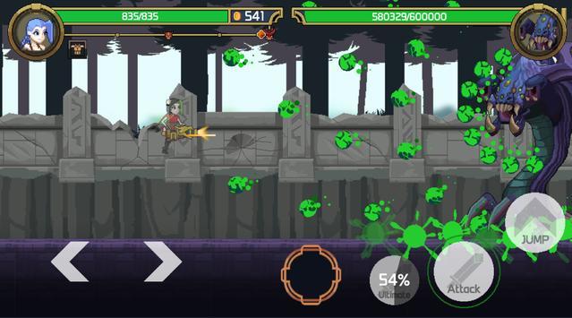 League of slug screenshot 5