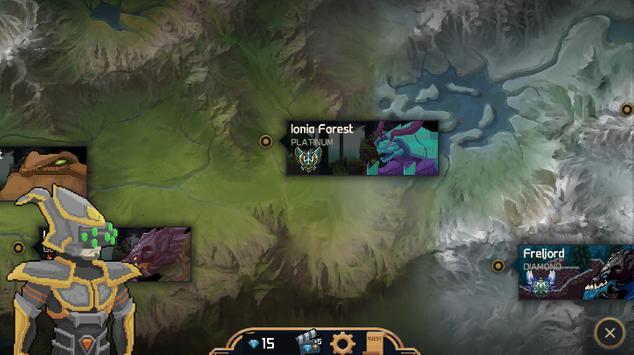 League of slug screenshot 1