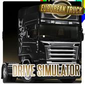 European Truck Drive Simulator icon