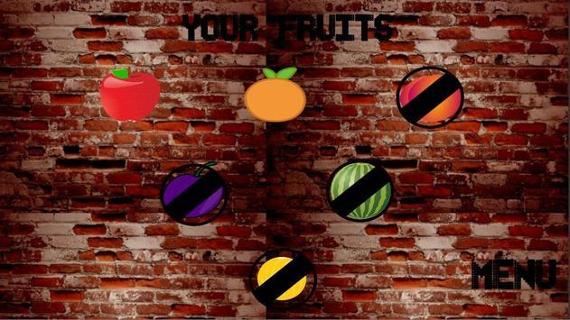 Meyvelerin Macerası screenshot 1