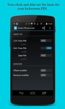 Smart Phone Lock poster