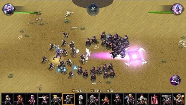 Miragine War Ekran Görüntüsü 4