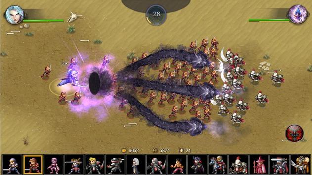 Miragine War Ekran Görüntüsü 5
