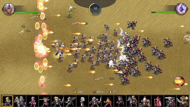 Miragine War スクリーンショット 6