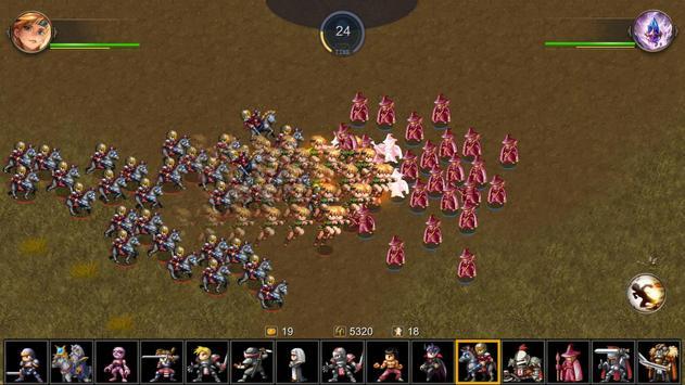Miragine War Ekran Görüntüsü 7