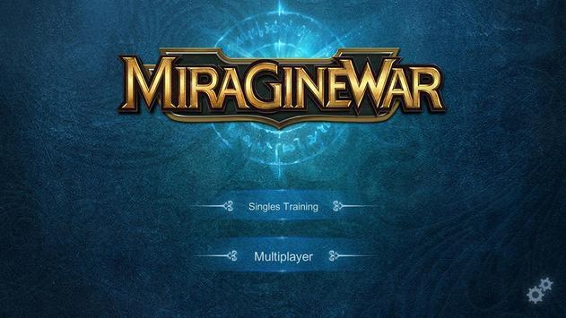 Miragine War ポスター