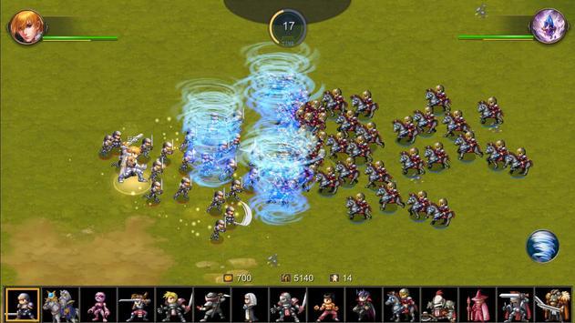 Miragine War Ekran Görüntüsü 1