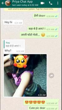 Desi Girls- Girls mobile numbers for whatsapp chat screenshot 3