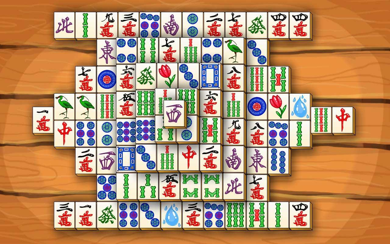 Free Mahjong Download