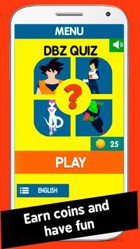Dbz Quiz Game screenshot 3