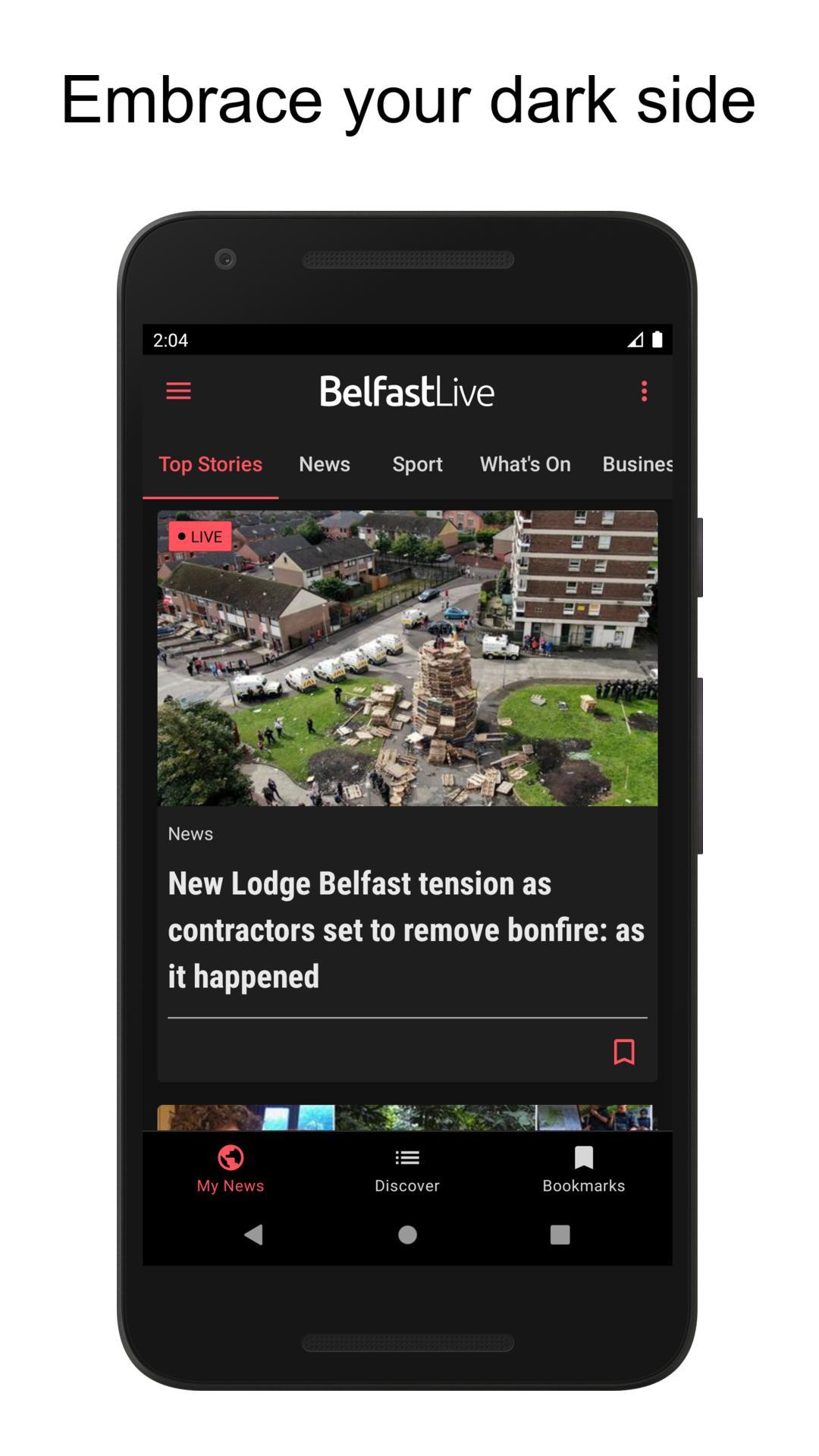 Belfast apk download free