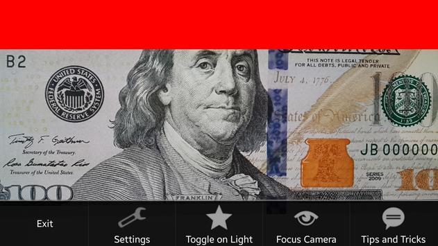 Blind-Droid Wallet — CNY screenshot 5