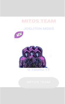 Mitos Team Tips & Diamonds Counter poster