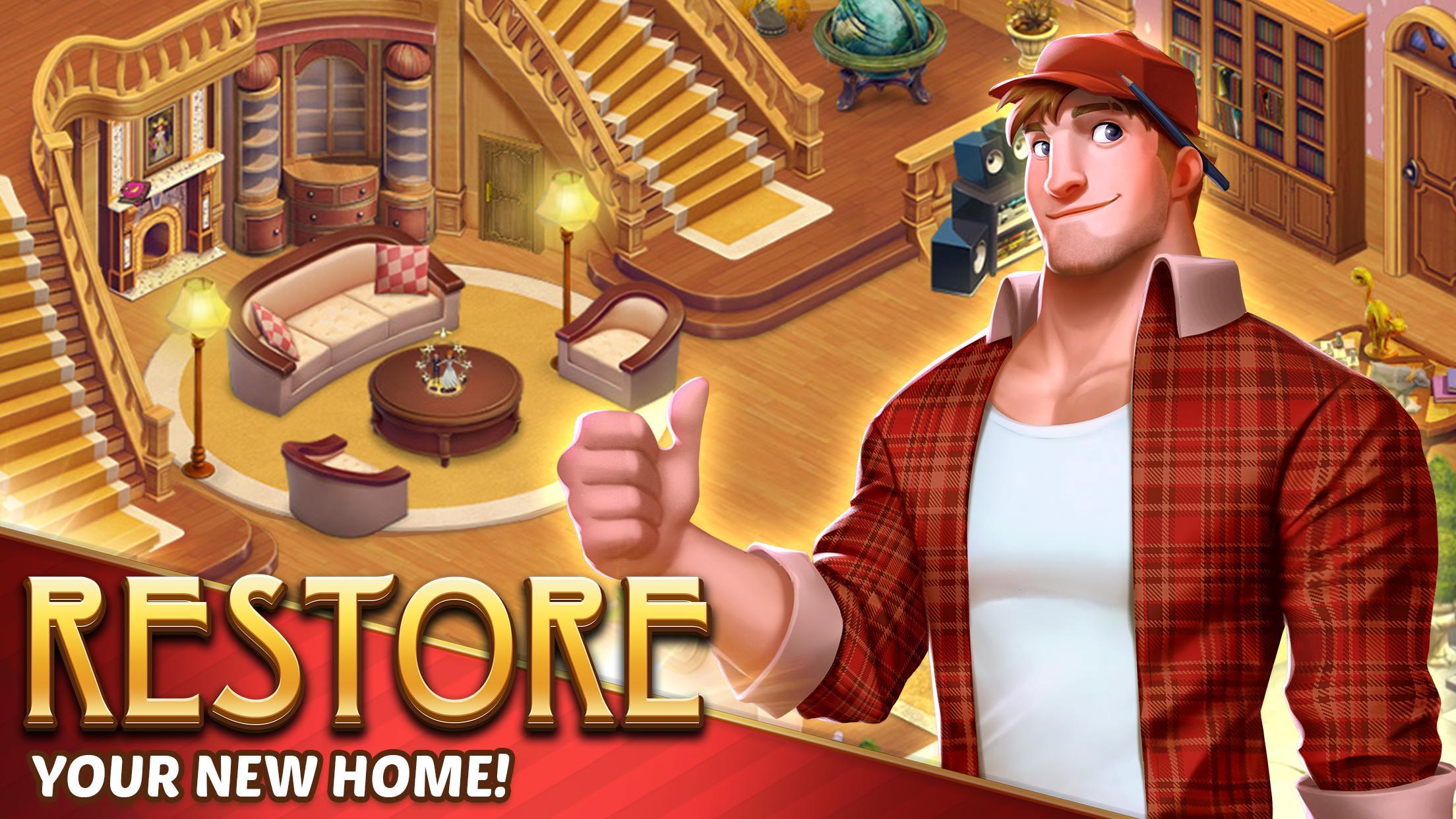 Millionaire Mansion Game