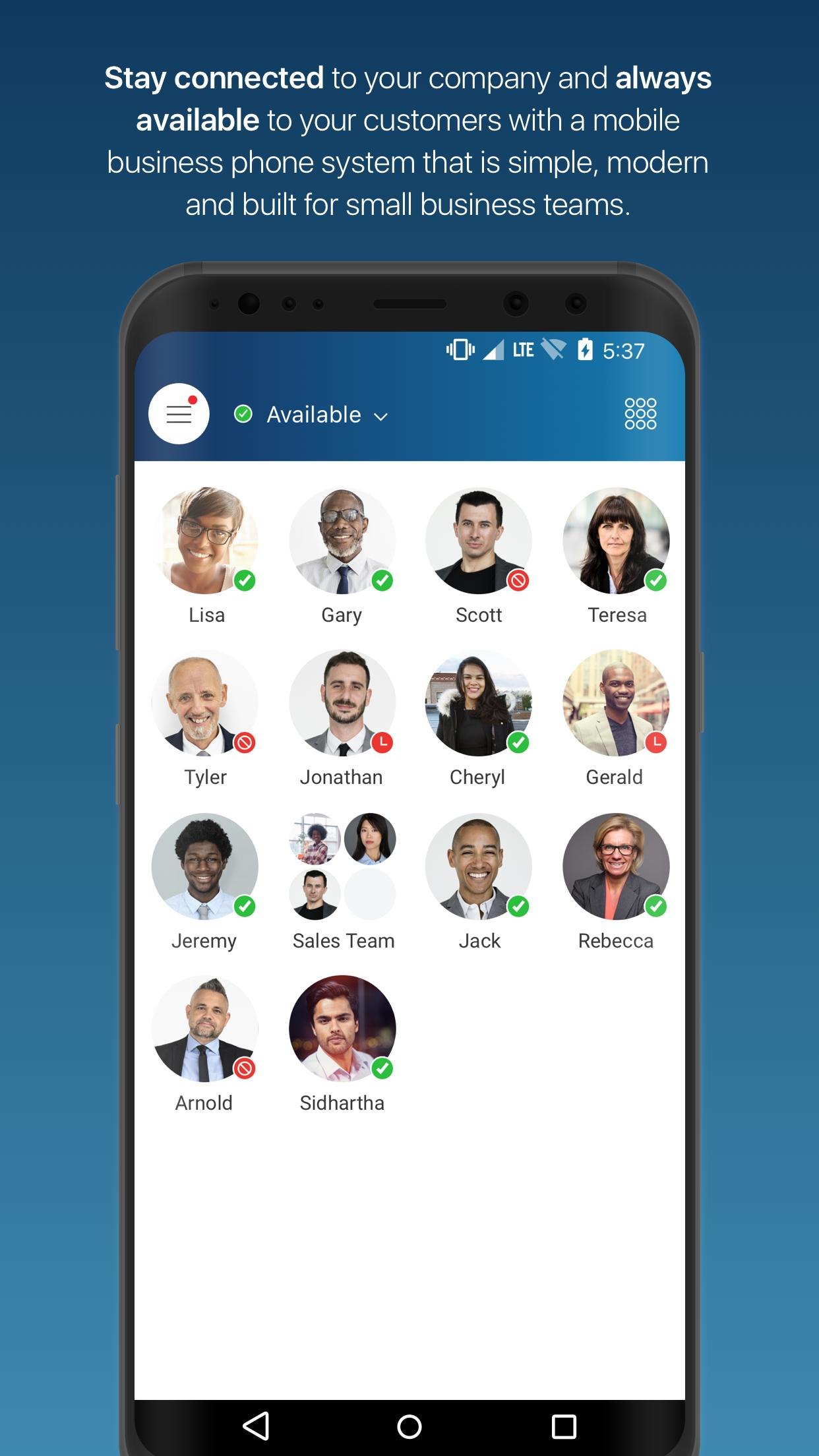 Mitel MiVoice Office for Android - APK Download
