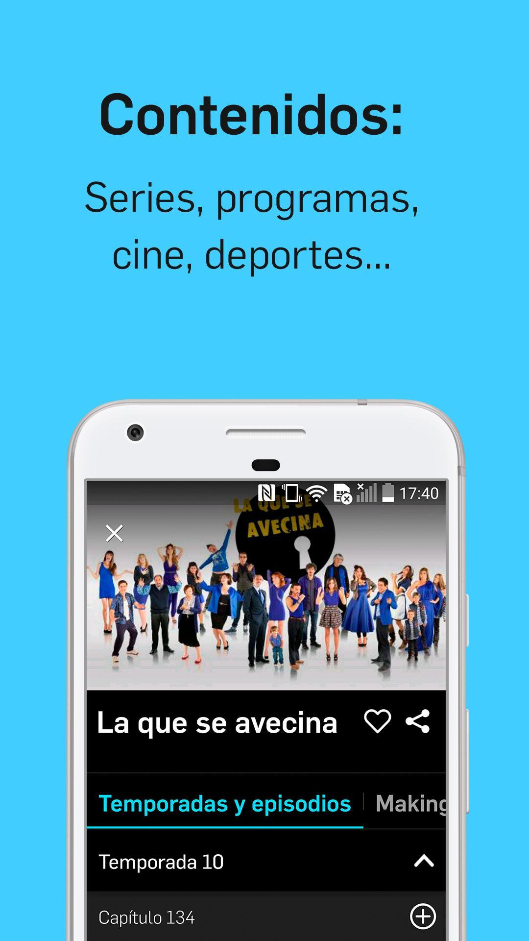 Mitele - Mediaset Spain VOD TV for Android - APK Download