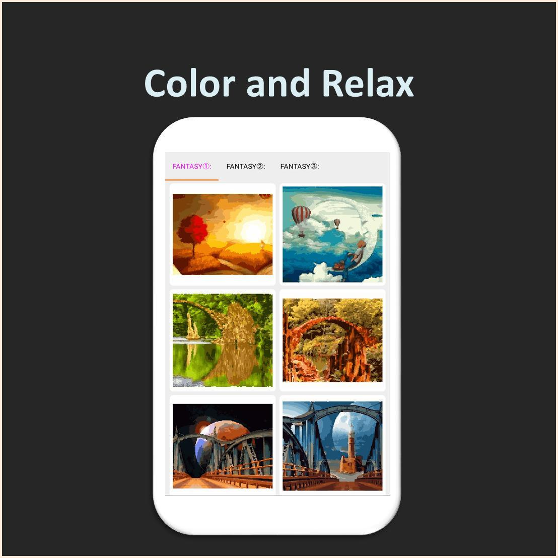 Color by Number - fantasy - Pixel Art for Android - APK Download
