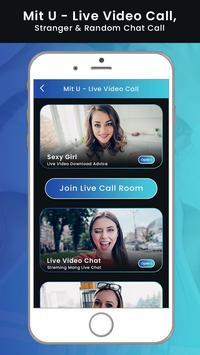 Mit U - Live Video Call, Stranger & Random Chat screenshot 10