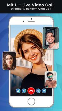 Mit U - Live Video Call, Stranger & Random Chat screenshot 2