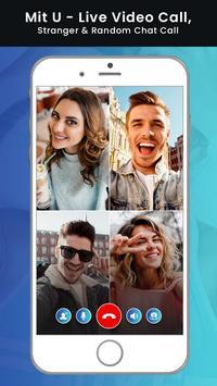 Mit U - Live Video Call, Stranger & Random Chat screenshot 3