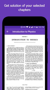 HC Verma Physics Class 11 Textbook (Volume 1) Screenshot 1