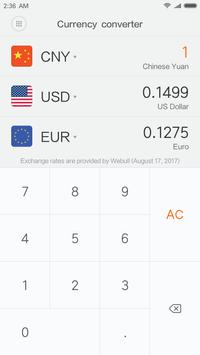 Mi Calculator screenshot 3