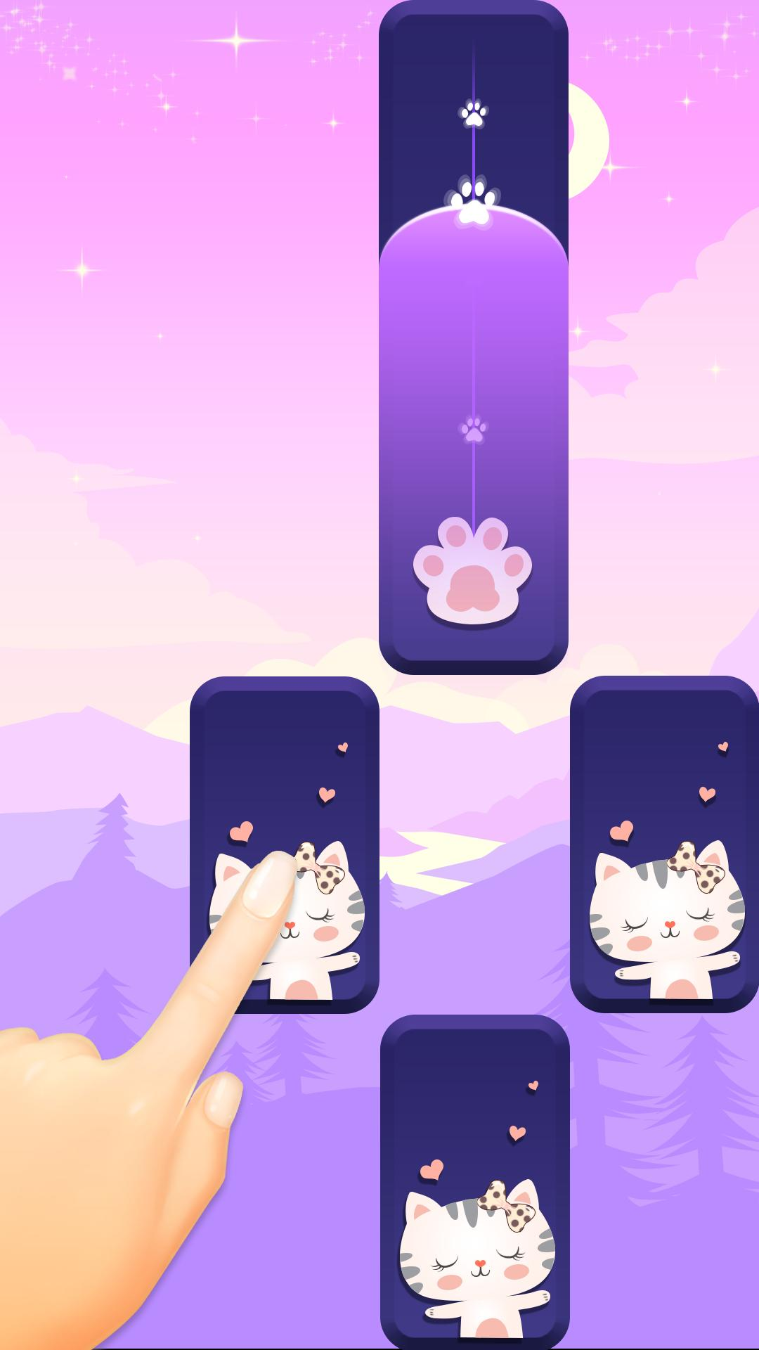 Dream Cat Piano Tiles Free Tap Music Game 2020 For Android Apk Download
