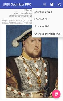 JPEG Optimizer PRO screenshot 1