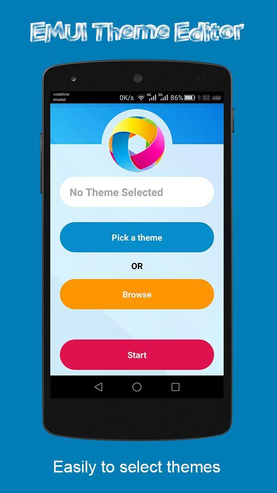 Theme Editor para Android - APK Baixar