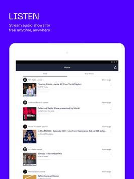 Mixcloud screenshot 6